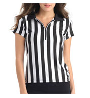 Custom Ladies Fashion Referee Shirt