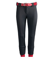 Custom Womens Modified Low Rise Softball Pant