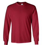 Gildan 100% Heavyweight Ultra Cotton Long Sleeve T-Shirt
